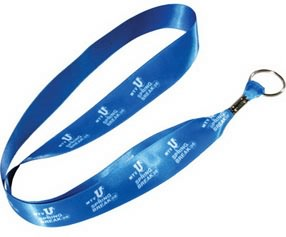 Satin lanyards 2
