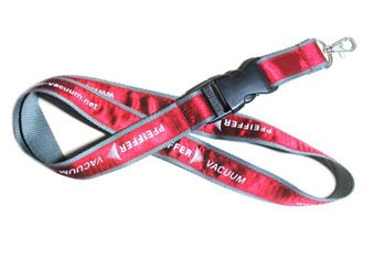 Satin lanyards 3