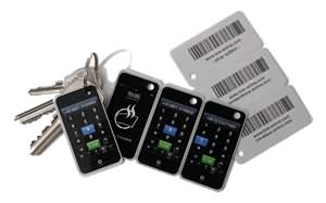 3 up key tags