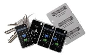 3 up key tags