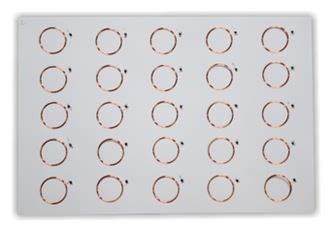 LF/HF RFID Prelam 5x5