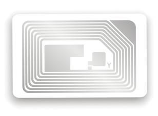 NFC Label Sticker