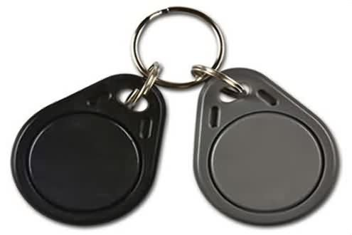 ABS RFID Keyfobs