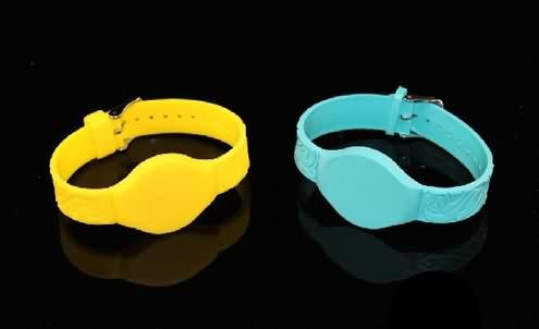 Silicone RFID Bracelets