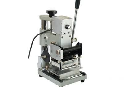 UWL-90A PVC Card Tipping Machine