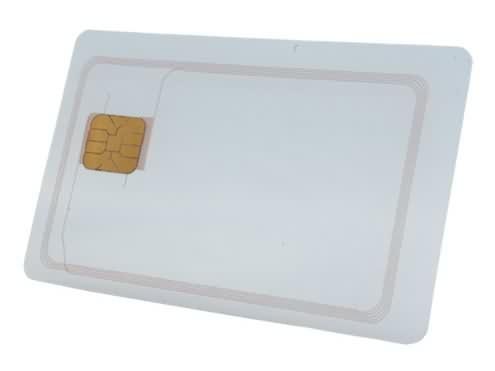 Dual Interface card