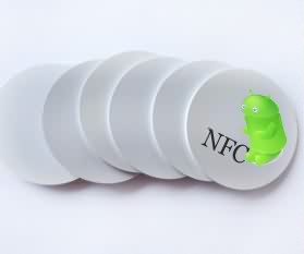 PVC NFC Tag