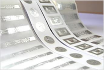 Custom RFID Wet Inlay