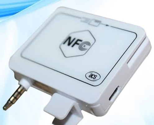 13.56MHZ NFC MobileMate Card Reader