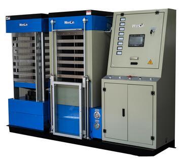 UWL-FA5200SR-7 Strengthen Laminator
