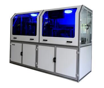 UWL-HSA-3C 4C Full Auto Punching Machine