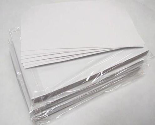 UXK-Inkjet printing PVC Sheet White Anti-Fading